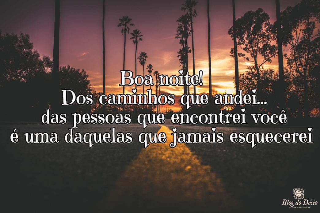 Frases E Mensagens De Boa Noite Para Facebook Amigos E Amor