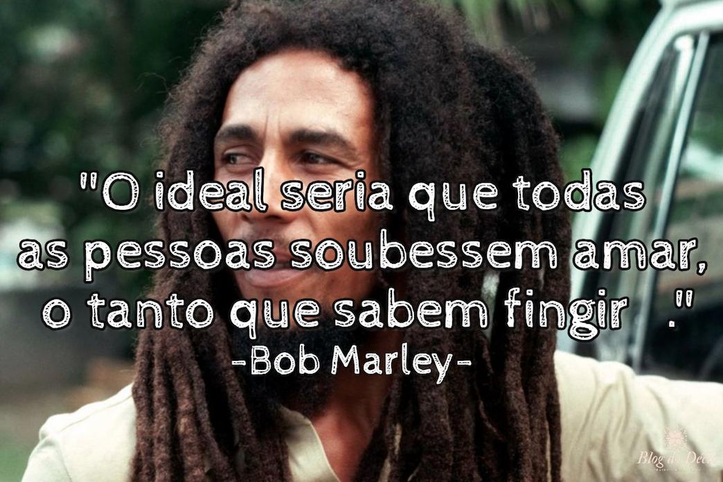 Frases E Mensagens Do Bob Marley De Amor Para Facebook